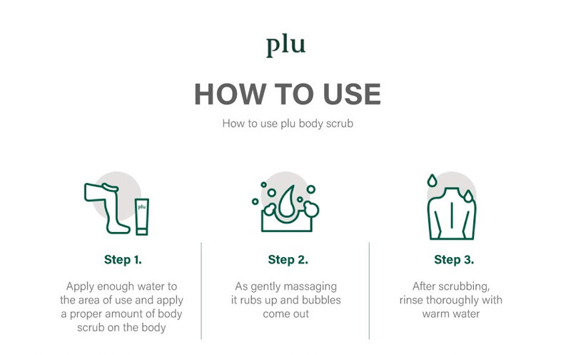 plu silk how to use